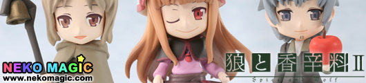 Toy's works collection 2.5 Spice and Wolf II trading figure by Toys works