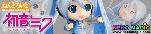 Vocaloid 2 Snow Miku Nendoroid No.97 action figure by Good Smile Company