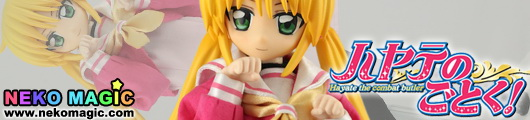Hayate the Combat ButlerSanzenin Nagi Portraits Collection by Resinya