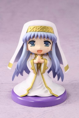 A Certain Magical Index   Toy's works collection 2.5 A Certain Magical Index trading figure by Toy's works