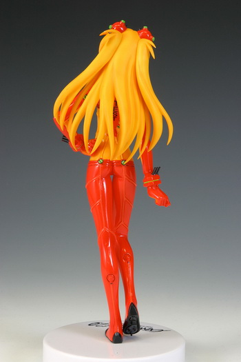 Evangelion 2.0 You can (not) Advance   Shikinami Asuka Langley Test Plug Suit Ver. 1/10 PVC figure by WAVE