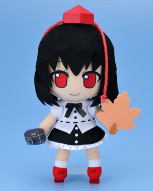 Touhou Project Shameimaru Aya plush by Gift
