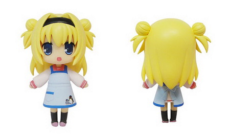 Yuzu Soft Figure Collection trading figures by Toys Planning