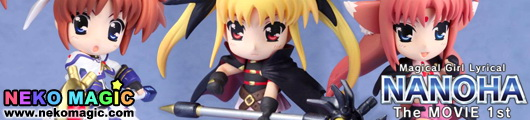 Toy's works collection 2.5 Magical Girl Lyrical Nanoha The Movie 1st trading figure by Toy's works