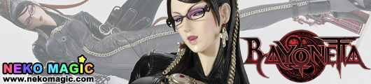 Bayonetta   Bayonetta 1/4 GK by Volks Absolute Zone