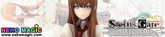Steins;Gate   Makise Kurisu 1/8 PVC figure by Kotobukiya