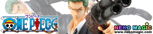 One Piece Roronoa Zoro Ver.2 Strong Edition 1/8 PVC figure by Megahouse