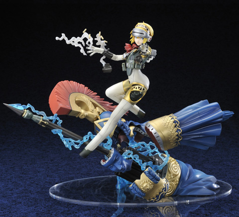 Persona 3FES Aigis Heavy Arms Ver. non scale PVC figure by Ex resinya!