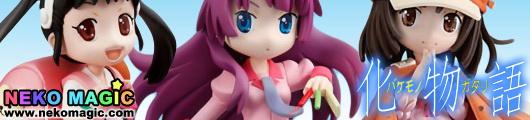 R Style Bakemonogatari trading figure by Bandai