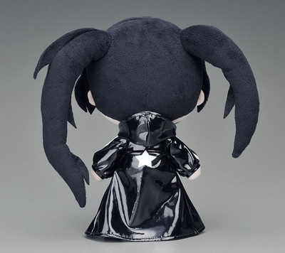 Black Rock Shooter   Black Rock Shooter Nendoroid Plus Plush Series 17 plush by TBS animation
