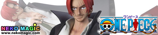 One Piece Red Haired Shanks 1/8 PVC figure by Megahouse