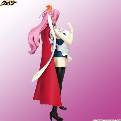 The Qwaser of Stigmata Tsujido Miyuri Lily Kamen 1/8 PVC figure by Taki corporation