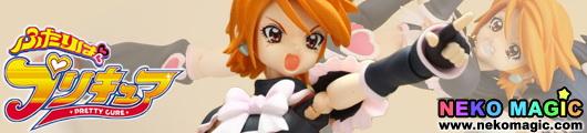 Futari wa Precure S.H.Figuarts Cure Black action figure by Bandai