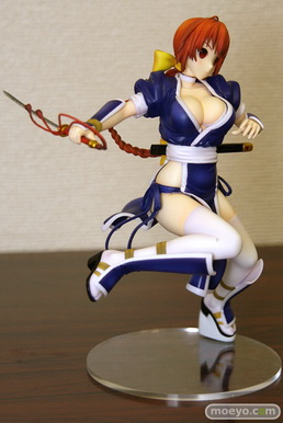 Queen's Gate the Destiny Kunoichi Kasumi 1/8 PVC figure by Hobby Japan