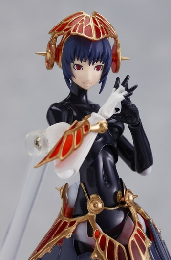 Persona 3 Metis figma 085 action figure by Max Factory