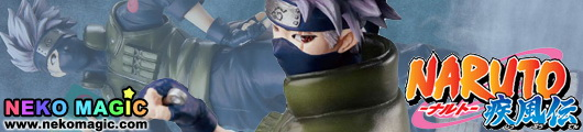 Naruto   Hatake Kakashi 1/8 PVC figure by Megahouse