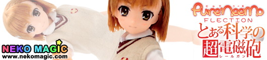 A Certain Scientific Railgun Misaka Mikoto PureNeemo Character Series No.030 1/6 doll by AZONE