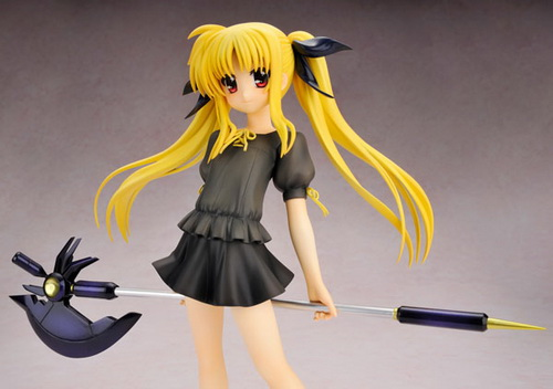 Magical Girl Lyrical Nanoha The Movie 1st Fate Testarossa Casual wear Ver. 1/7 PVC figure by Alter