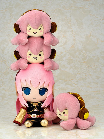 Vocaloid 2   Scholarly look Ver. Plush by Gift