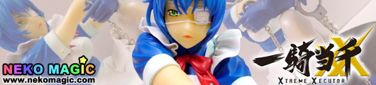 Ikkitousen Ryomou Shimei DVD Box Illustration Ver. Miyawaza limited edition 1/7 GK by UART