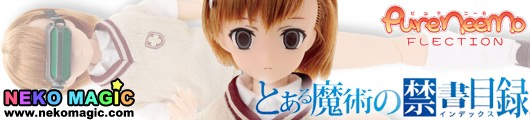 A Certain Magical Index Misaka Imoto PureNeemo Character Series No.036 1/6 doll by AZONE