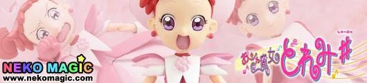 Ojamajo Doremi # Harukaze Doremi Apprentice Witch Uniform Petit Pretty Figure Series No.7 action figure by Evolution Toy