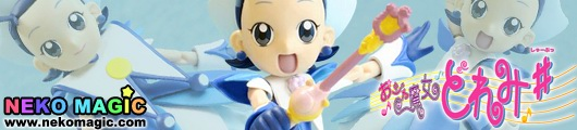 Ojamajo Doremi # Seno Aiko Apprentice Witch Uniform Petit Pretty Figure Series No.8 action figure by Evolution Toy
