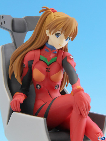 Evangelion 2.0 You can (not) Advance   Shikinami Asuka Langley non scale PVC prize figure by SEGA