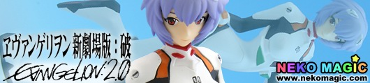 Evangelion 2.0 You can (not) Advance   Ayanami Rei non scale PVC prize figure by SEGA