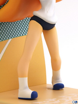 Petit Eva Evangelion@School Collection 3 prize figure by Banpresto