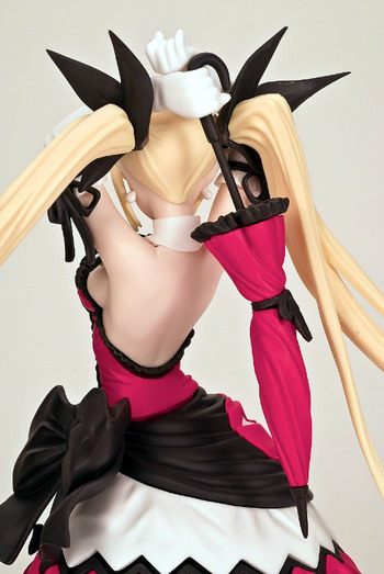 Shining Hearts   the Red Witch of Dark Sea Mistral Nereid 1/6 GK by Volks CharaGumin