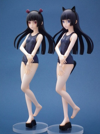 My Little Sister Can't Be This Cute   Kuroneko 1/8 GK by Piyo Piyo Do