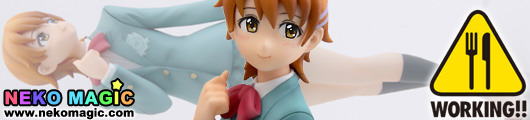 Working!!   Inami Mahiru non scale PVC prize figure by SEGA