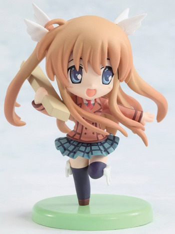 Rewrite – Senri Akane trading figure and Shizuru Nakatsu Hugging Pillow Cover by ASCII Media Works