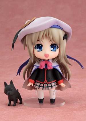 Little Busters! Ecstacy Nooumi Kudryavka Winter Uniform Ver. Nendoroid No.158 action figure by Gift