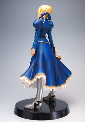 Fate/stay night   Saber 1/6 PVC figure by Clayz