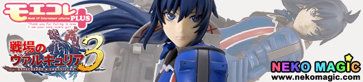 Valkyria Chronicles 3   Imca Moe Collect Plus 28 1/8 PVC figure by Volks M.O.E.