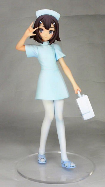 Baka to Test to Shoukanjuu   Kinoshita Hideyoshi Nurse ver. 1/8 GK by Amie Grand