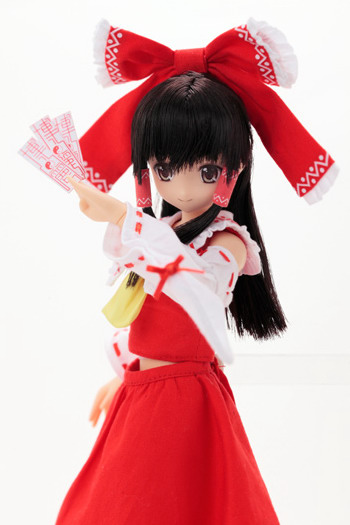 Touhou Project – Hakurei Reimu PureNeemo Character Series No.042 1/6 doll by AZONE