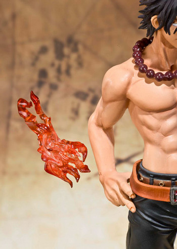 One Piece   Portgas D Ace Figuarts Zero non scale PVC figure by Bandai