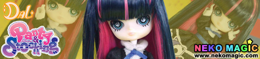 Panty & Stocking with Garterbelt – Stocking docolla doll by Groove