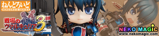 Valkyria Chronicles 3 – Imca Nendoroid No.173 action figure by Good Smile Company