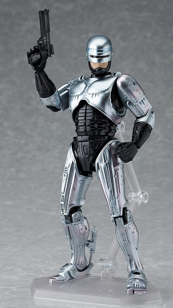 RoboCop – RoboCop figma 107 action figure by Max Factory