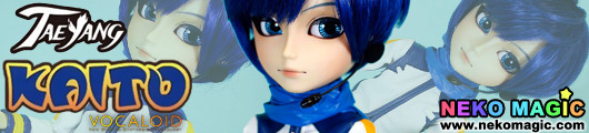 Vocaloid 2   KAITO doll by Groove