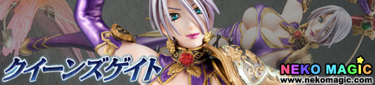 Queen's Gate   the Superior Blade of Entwining Ivy 1/8 PVC figure by Hobby Japan