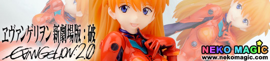 Evangelion 2.0 You can (not) Advance   Shikinami Asuka Langley Plug Suit Sytle 1/7 PVC figure by Kotobukiya