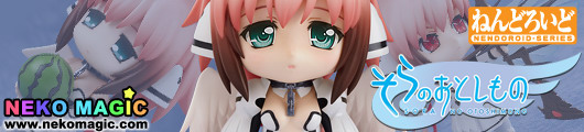 Sora no Otoshimono – Ikaros Nendoroid No.178 action figure by Good Smile Company