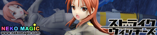 Strike Witches – Minna Dietlinde Wilcke 1/8 PVC figure by Kotobukiya