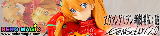 Evangelion 2.0 You can (not) Advance – Shikinami Asuka Langley 1/6 PVC figure by Max Factory