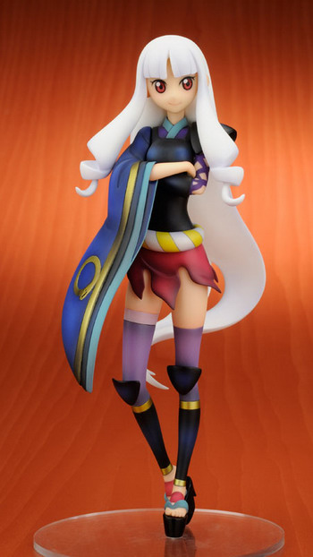 Katanagatari   the strategist Togame 1/8 PVC figure by quesQ
